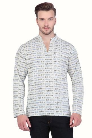 Mantra Printed Men's Printed Tunics