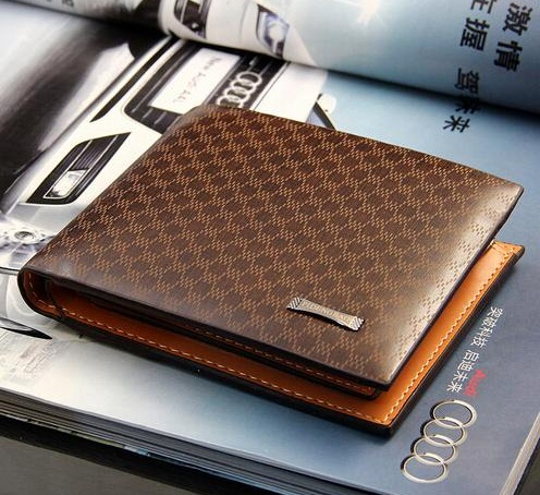 Men's Luxury Leather Wallet