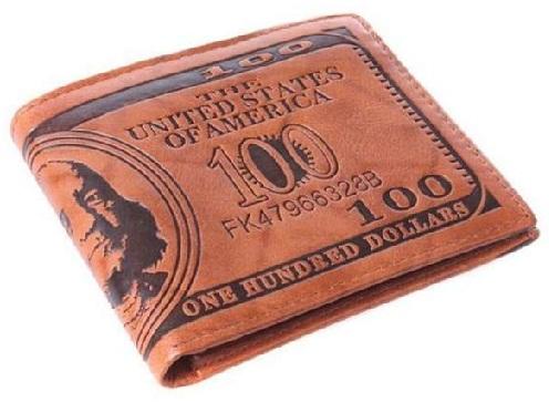 Men's Special Brown Wallet