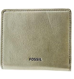 Mini RFID Designer Women Fossil Wallet