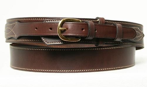 Modish Brown Belt