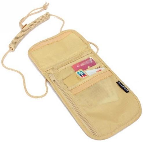 Neck Security Wallet