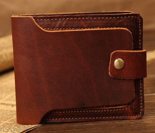 Oil Leather Wallets