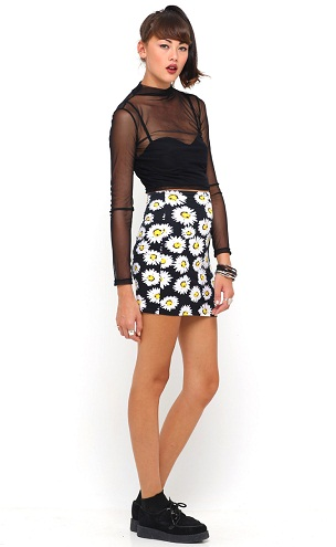 Party time tube skirts
