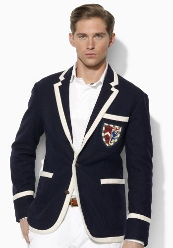 Polo Style Sport Blazer