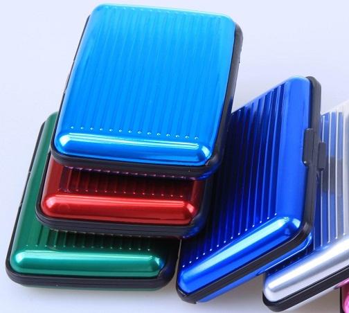 Popular Aluminium Wallet