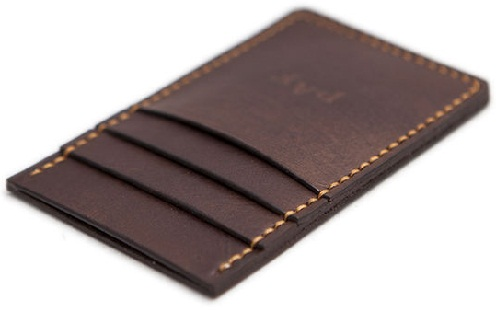Rectangular Front Pocket Wallet