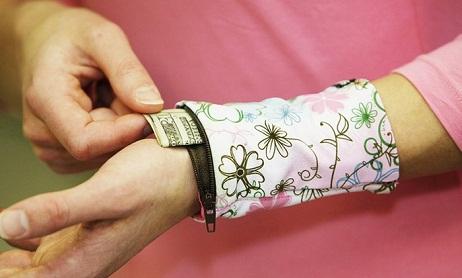 Reversible Wrist Wallets for Women