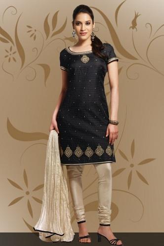 Short Length Designer Churidar