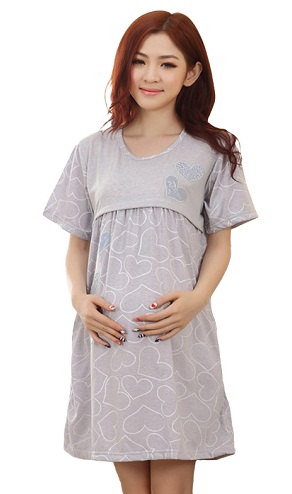 Short Pregnancy Nighties