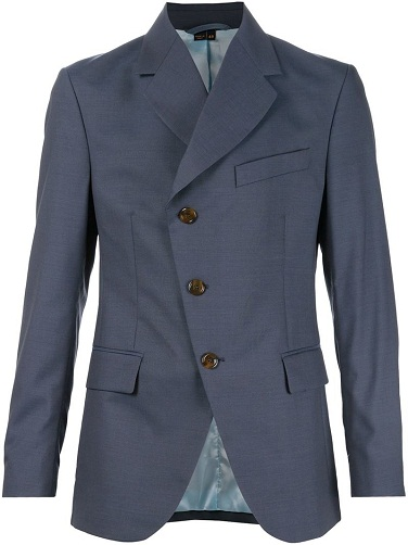 Side Buttoned Party wear Blazer