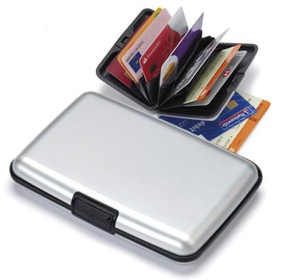Simple Aluminium Wallet