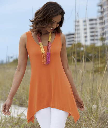 Simple Summer Tunics for Women