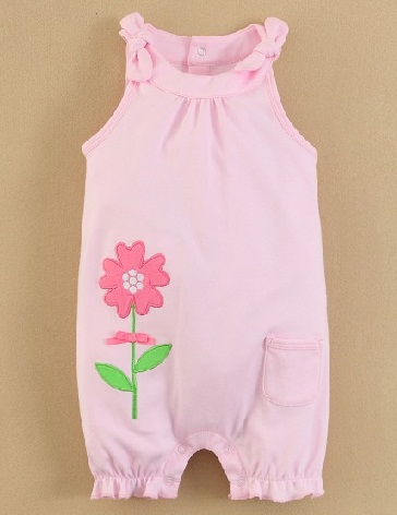 Sleeveless Jumpsuits for Kids
