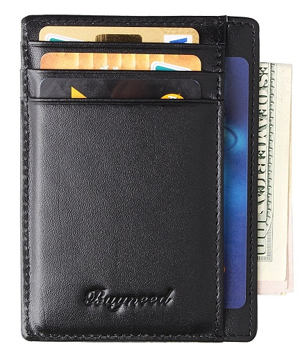 Slim RFID Wallet