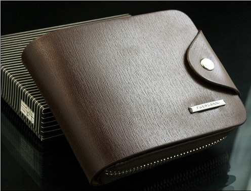 Snap Designer Wallet for Men