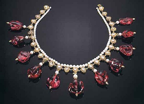 Spinel Necklace for Women