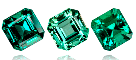 Square May Birthstone