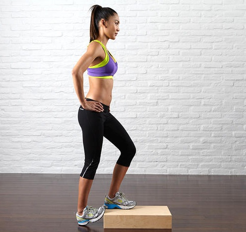 Stretching Calf Workouts