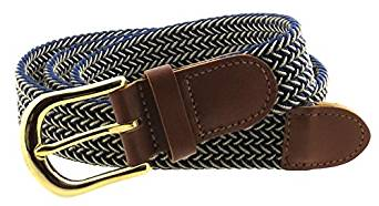 Striped Belt for Jeans