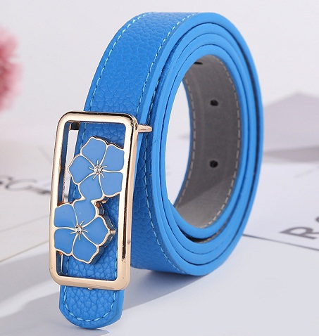Teenagers Blue Belt for Jeans