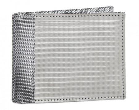 Textured Steel Wallet