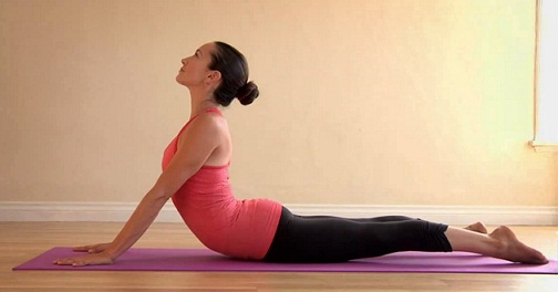 The Cobra Pose – Bhujangasana