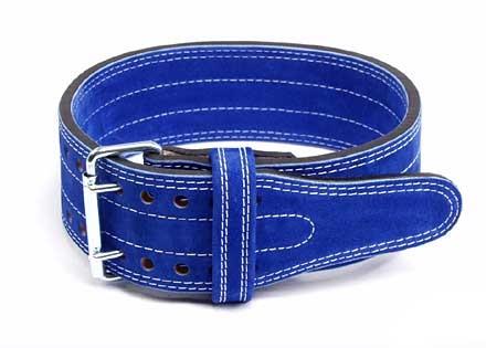 Threaded Blue Belt