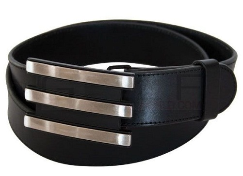 Trio Strip Formal Belt