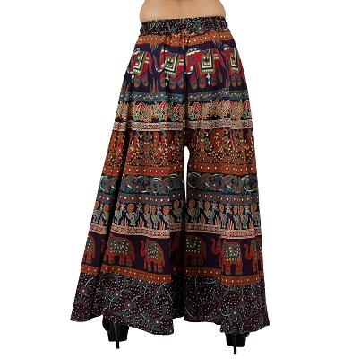 Trouser style designer skirt