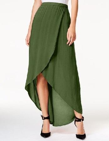 Tulip Maxi style Skirt