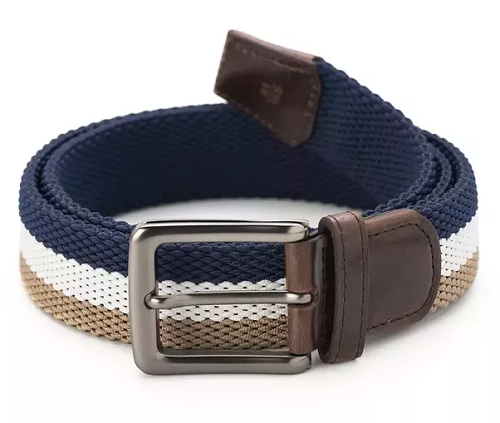 Uptrend Canvas Belt