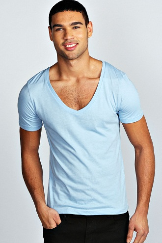 V-Neck Men's Top