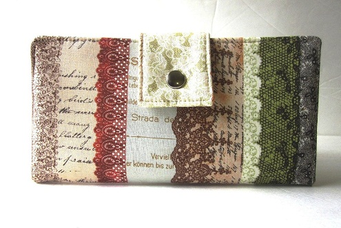 Vintage Crafted Wallet