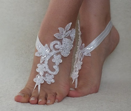 Wedding Beach Sandal