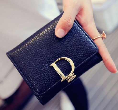 Women's Square Luxury Wallets