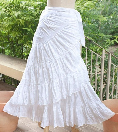 656d279c44 Broomstick Skirts - Stay Cool and Classy In These Beautiful Models