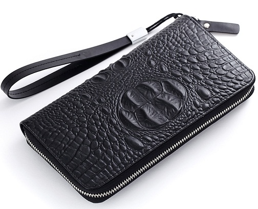 Wrist Strap Luxury Wallet