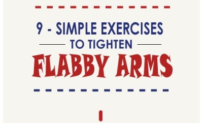 Exercises to Tighten Flabby Arms