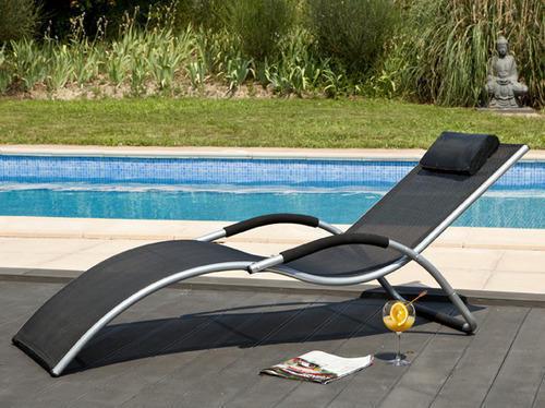 Aluminum Pool Chairs