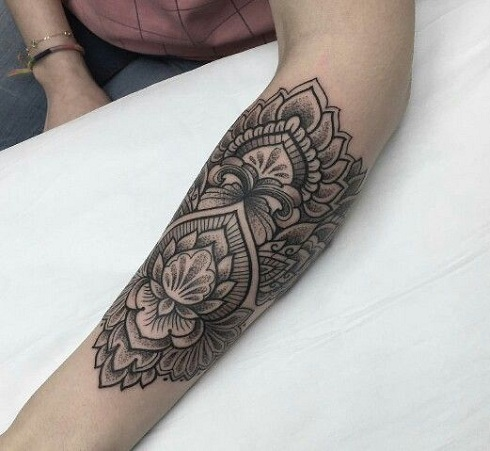 Mandala Arm Special Tattoo Designs
