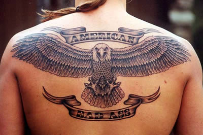 Awesome Biker Tattoos Design
