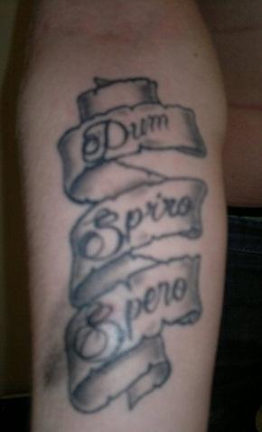 BFF Latin tattoo designs