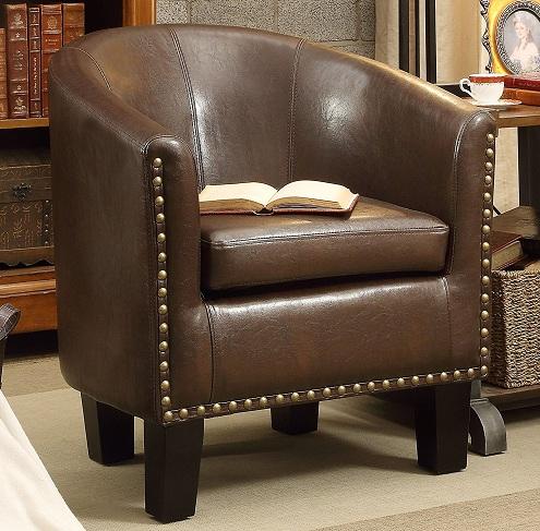 Barrel Reading Chair