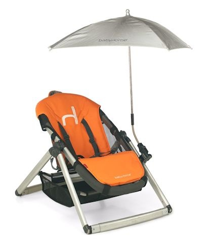 Beach chair for baby