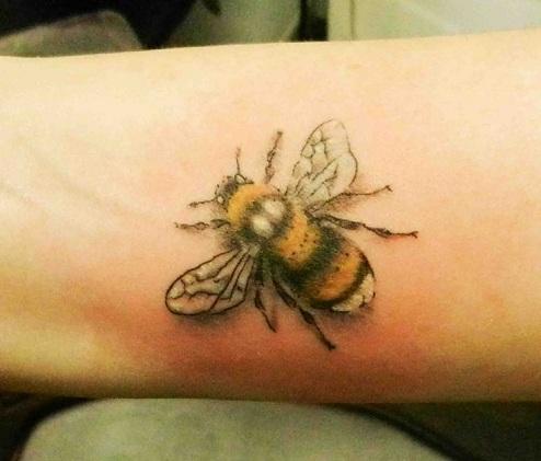 Bee Tattoos