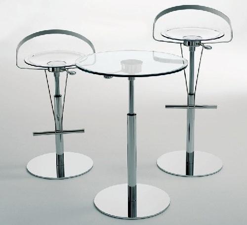 Bistro Height Adjustable Chair