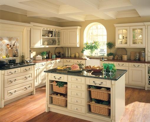 British style Kitchen Design