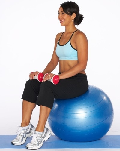Calf Raise Exercise in Seated -04Posture