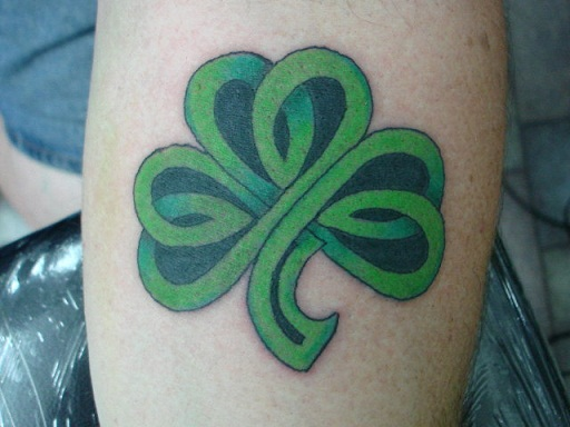 9 Rare and Unusual Clover Tattoo Designs | Styles At Life